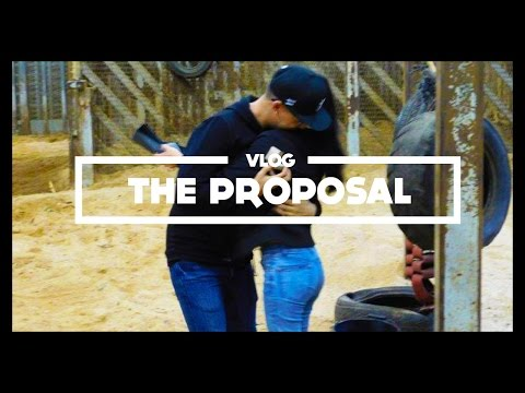 The Proposal! - Vlog 15 -