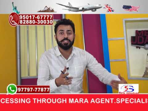 Study in CANADA without IELTS !!- Expert Guidance by Mr. Sukhchain Singh Rahi