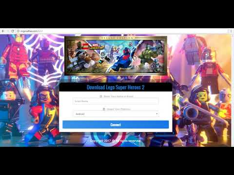 How To Download Lego Marvel Superheroes 2 For Android/iOS