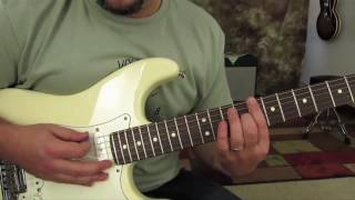 100 Greatest Guitar Licks Of All Time (#18 taught in 3 minutes)