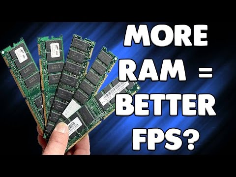 Does More RAM Improve FPS on Older PC's ?