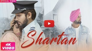 Shartan (Full Video) Ginny Singh | Mr. Vgrooves | Latest Punjabi Song 2018 | Groove Records Romantic