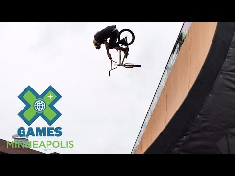 Coco Zurita wins BMX Vert bronze | X Games Minneapolis 2017