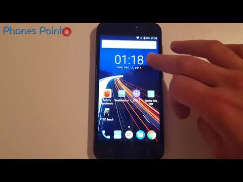Ulefone S7 Benchmark