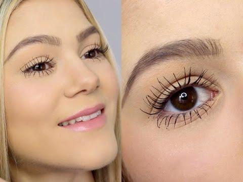 My Mascara Routine + Tips & Tricks To Get Long Eyelashes