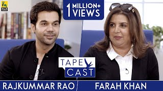 Rajkummar Rao and Farah Khan | Tape Cast | #FlyBeyond