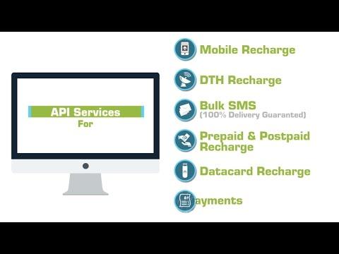 Recharge Api , Sms Api (English) - Rechapi Private Limited