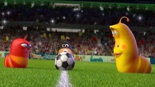 LARVA - SOCCER | Larva World Cup Song | Cartoons For Children | Larva Cartoon | LARVA Official