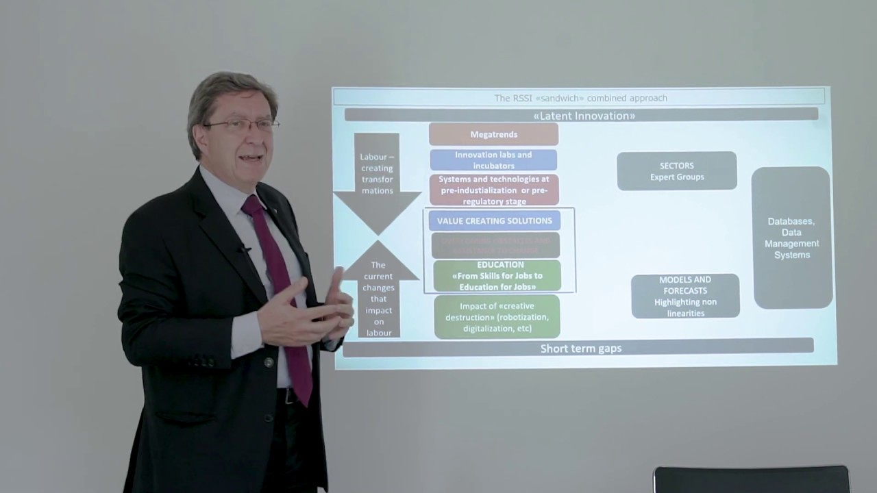 Randstad Research Italia - Latent innovation