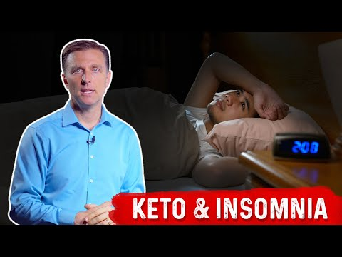 The Ketogenic Diet & Insomnia