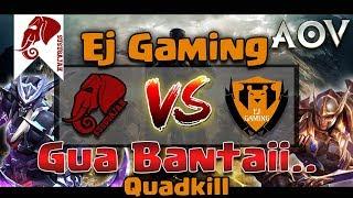 Ej Gaming Gua Bantaiii | Arena of Valor
