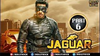 Jaguar Full Movie Part - 6 | Hindi Dubbed Movies | Nikhil Gowda Movies | Action Movies