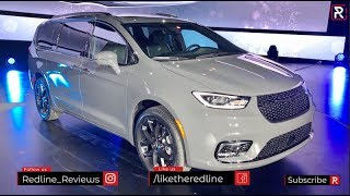 2021 Chrysler Pacifica – Redline: First Look – 2020 Chicago Auto Show