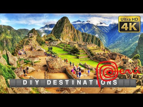 DIY Destinations (4K) - Peru Budget Travel Show