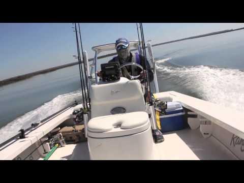 Beaufort Practice Fishing