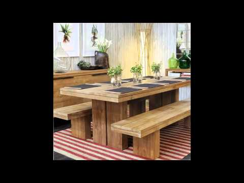 Kitchen Table with Bench Seat