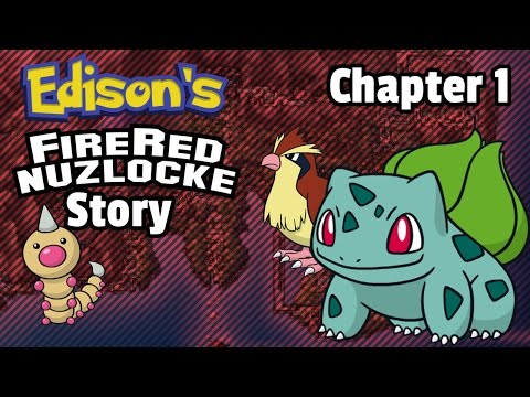 Pokemon FireRed Storylocke Chapter 1: Toxic Beginnings (by Edison T. Crux)