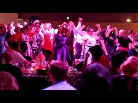 Apple PT Christmas Party 2012 - Flash Mob