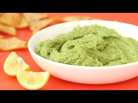 Avocado Hummus - Martha Stewart