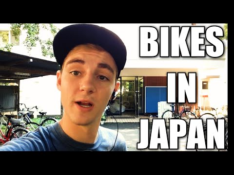Bikes in Japan: Some Buying Advice/Info