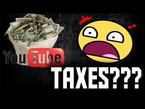 Do Youtubers Pay Taxes????? (USA)