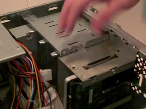 Removing a Hard Drive