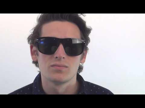 e6b0247351 Ray-Ban RB4147 Highstreet Polarized 601 58 E Sunglasses - Vision Direct  Reviews