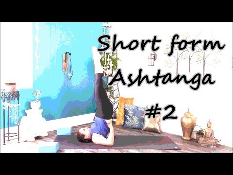 Short form Ashtanga Yoga # 2
