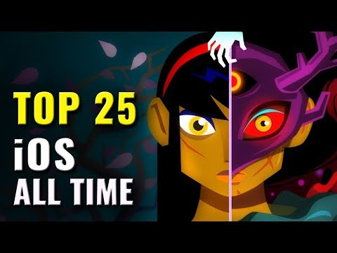 Top 25 Best iOS Games of All Time