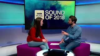 Sigrid interview by BBC Newsround