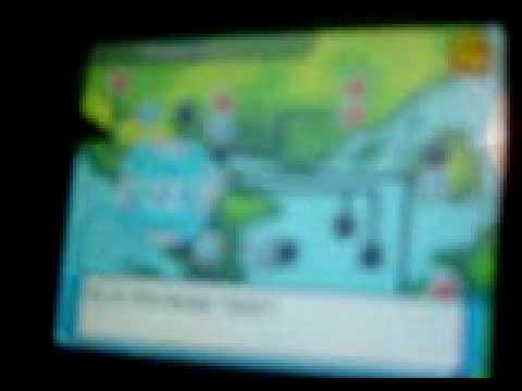 how two get regirock in pokemon ranger shadows of almia