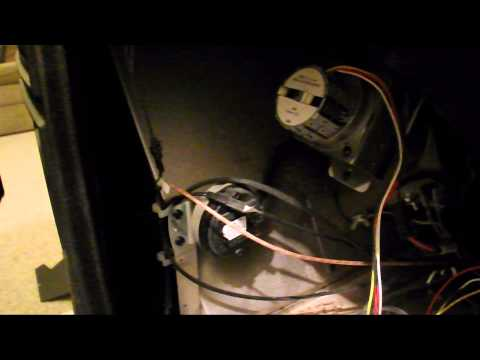 DIY - How to replace your pellet stove Vacuum Switch