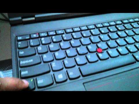 Enable Fn Key on Lenovo W540