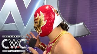 Gran Metalik is proud of his victory: CWC Exclusive, July 13, 2016