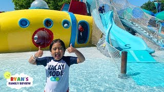 Download Family Fun Day at the waterpark for kids with Ryan's Family Review Video