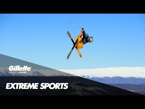 The Art of Slopestyle with Bobby Brown | Gillette World Sport