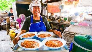 Amazing Thai Curry Noodles - 5 Best Bowls of KHAO SOI in Chiang Mai   สุดยอดข้าวซอยในเชียงใหม่
