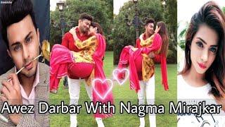 Awez darbaar , nagma mirzakar musiclly stars dance video on