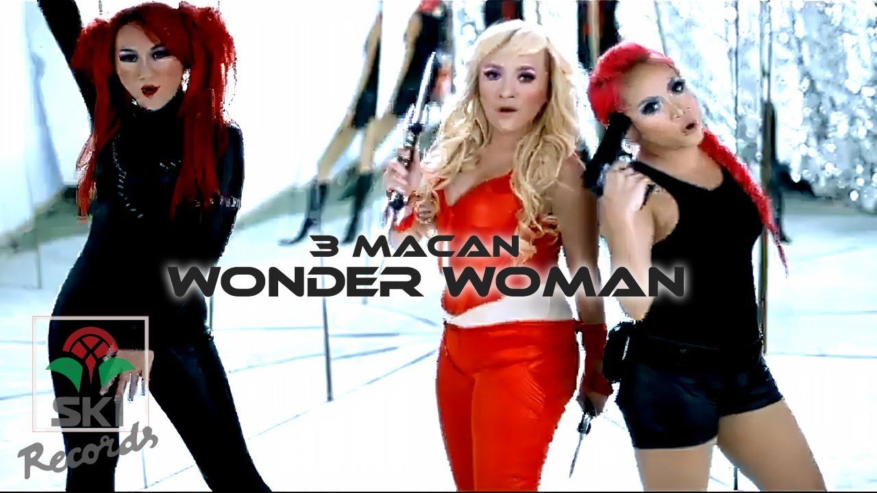 3 Macan - Wonder Woman