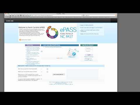 ePASS Medicaid