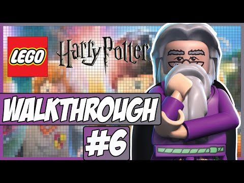 LEGO Harry Potter: Years 1-4 - Walkthrough - Episode 6 - Quidditch Field!