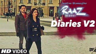 Raaz Reboot Diaries - V2 | Raaz Reboot | Emraan Hashmi, Kriti Kharbanda & Gaurav Arora | T-Series