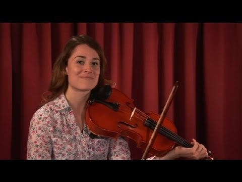 How to Do a Flat on the Viola : Violin & Viola 101