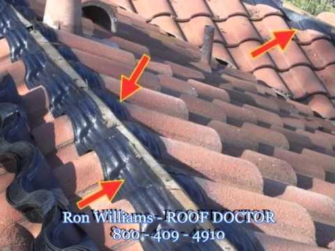 Tile Roof Repair  Concrete Tile