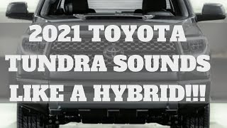 Download 2021 Toyota Tundra Spied AGAIN!! Video