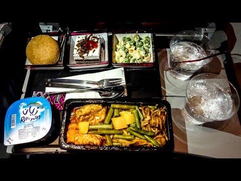 TRIP REPORT | Qatar Airways | Boeing 777-200LR | Doha - Bangkok | Economy Class