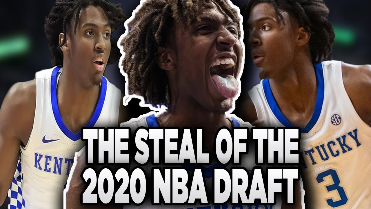 Why Tyrese Maxey is The STEAL of the 2020 NBA Draft