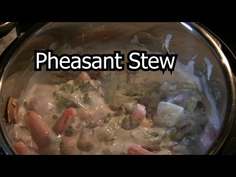 Pheasant Stew