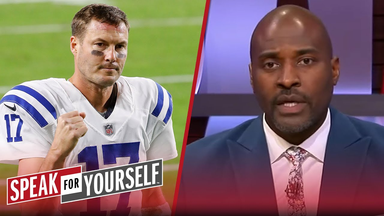 Philip Rivers should be in the NFL Hall of Fame — Marcellus Wiley | NFL | SPEAK FOR YOURSELF