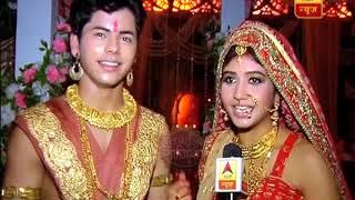 Bride gets changed in Chandragupta Maurya